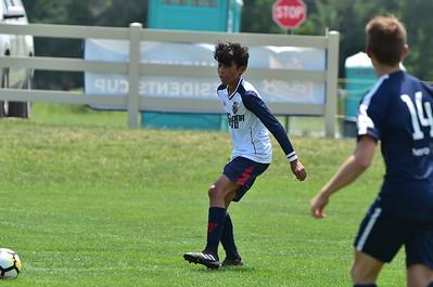 (200pm-3) Barcelona United Academy (OH-S) Vs St. Louis Scott Gallagher White (MO)