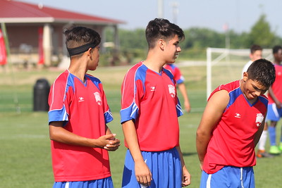(900am-4) Millenium Soccer Academy Vs Mashalltown Galaxy