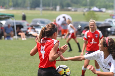 (100pm-12) Indiana Fire Jrs Vs Columbuis United