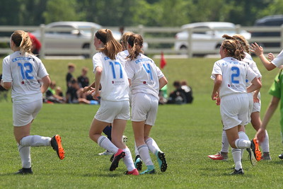 (200pm-9) SC Waukesha 03 Gold (WI) Vs IP Aces Blue (IL)