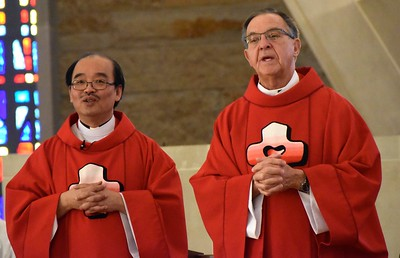 Fr. Quang and Fr. Mark