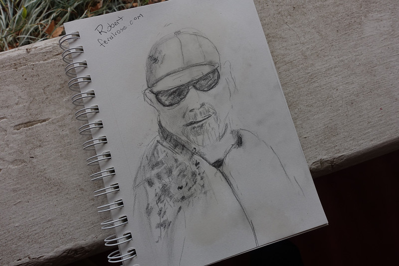 Robert Drawing