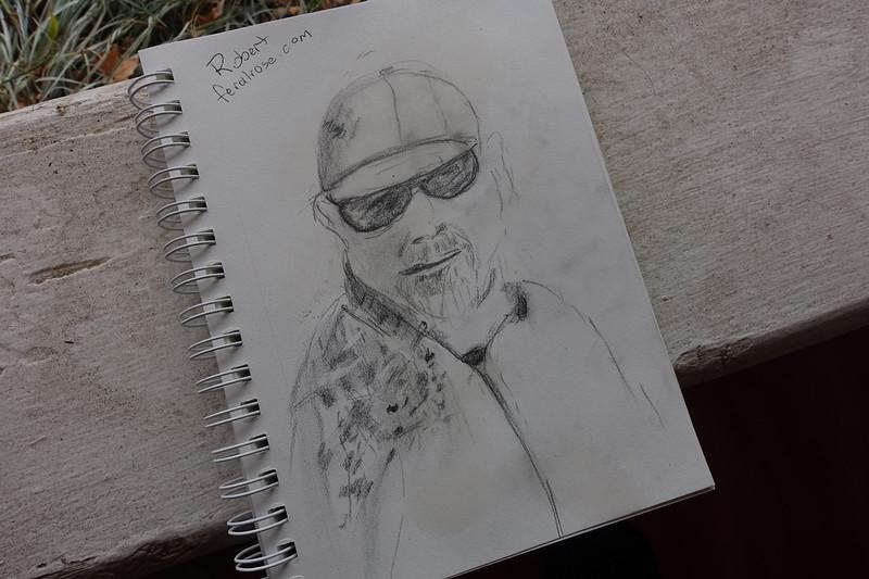 Robert Drawing