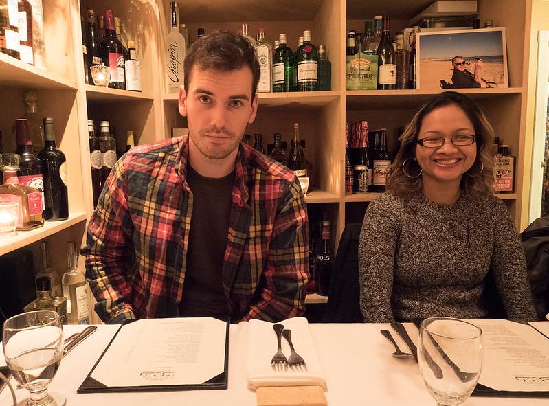 Ethan and Malida