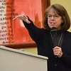 Sr. Cathy Bertrand, SSND, was facilitator. She has assisted the province at previous gatherings.
