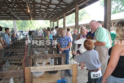 4-H Poultry Show