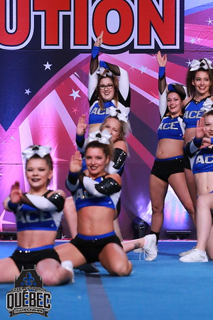 ACE Athletics FURIOUS Int'l Open Coed 4.2