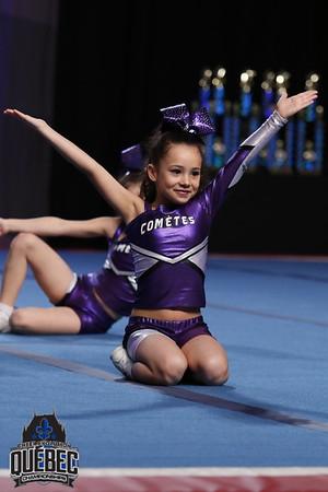 CMT Cheerleading Pixies Mini X-Small 1