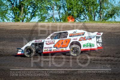 07-08-18 Mason City Motor Speedway