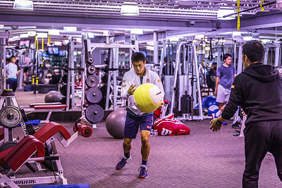 Nishikori Weight Room-4676