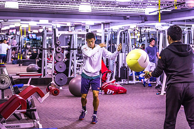 Nishikori Weight Room-4677