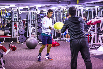 Nishikori Weight Room-4675