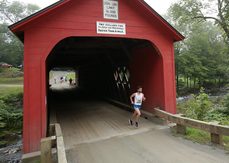 2018 NE Green River Marathon Covered Bridge (photo by Matthew Cavanaugh)