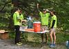 2018 New England Green River Marathon -- Aid Station Dace