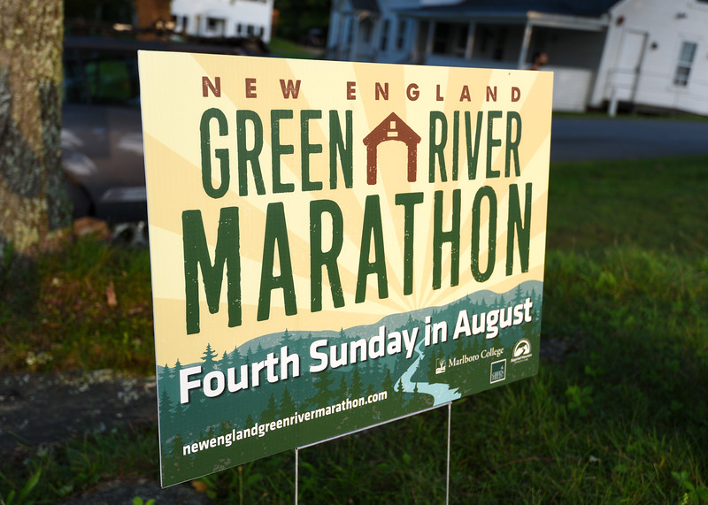 2018 New England Green River Marathon
