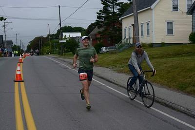 2018 Bay of Fundy International Marathon, Half-marathon, Ultra-marathon, and 10K. Photo: Sam Winch.