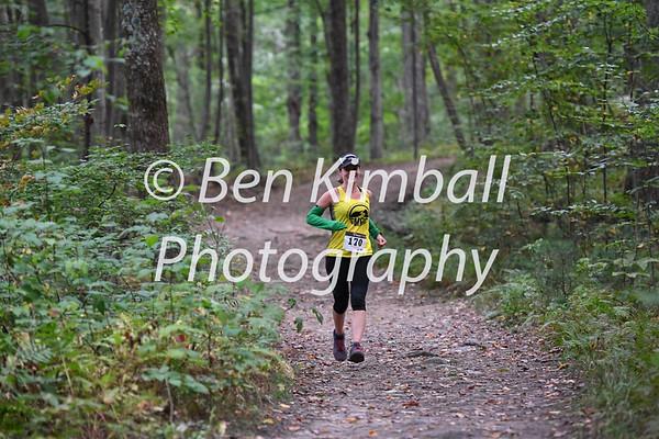 2018 Peaked Mountain Trail Races