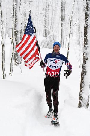 US Snowshoe Nationals 10K - Men's Race