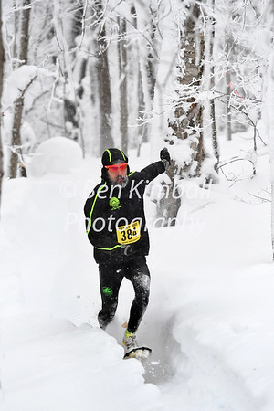 2018 US Snowshoe Nationals 10K - Men's Race
