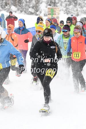 2018 US Snowshoe Nationals 10K - Women's Race