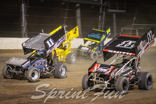 Eldora Ohio Speedweek Night #2 6-16-18