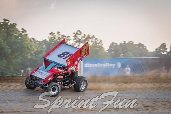 Open Wheel Championship - Atomic Speedway 8-4-18
