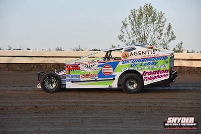 "5/25/18 Big Diamond Speedway ""Mattera's Inc. Contracting Night"""