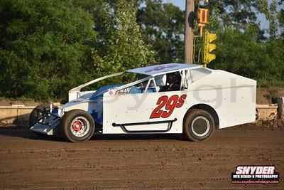"6/29/18 Big Diamond Speedway ""Dave Kamp Memorial"""