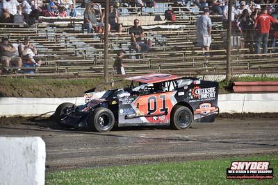 """7/7/18 - Grandview Speedway """"Firecracker 40"""""""