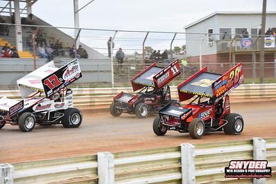 "10/14/18 Selinsgrove Speedway ""World Series of Dirt Racing"""