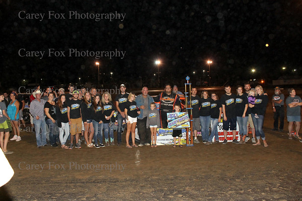 July 28, 2018 - Bailey Hicks Memorial Race - Bombers