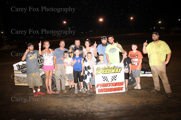June 16, 2018 - Sprints and UMP Modifieds