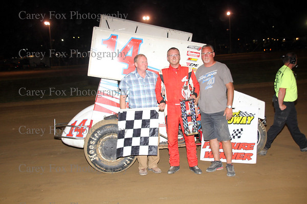 May 12, 2018  - 305 Race Saver Wing Sprints