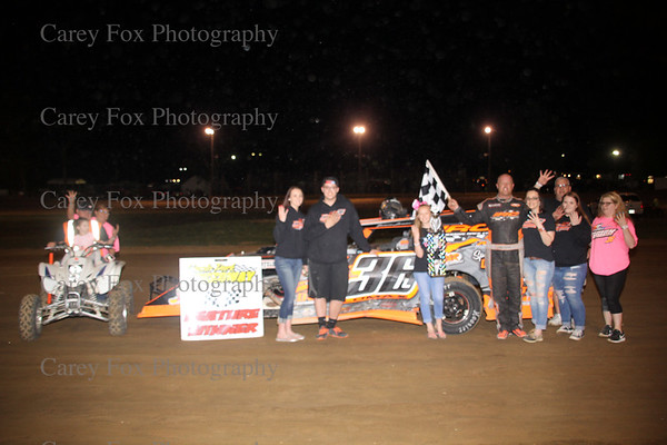 May 12, 2018 - Sprint Cars and UMP Modifieds