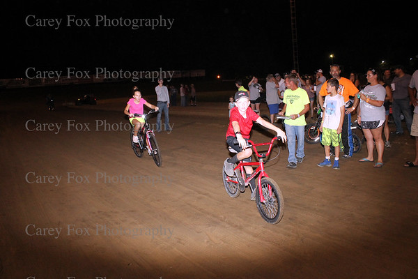 September 15, 2018 - Kids Bicycle race