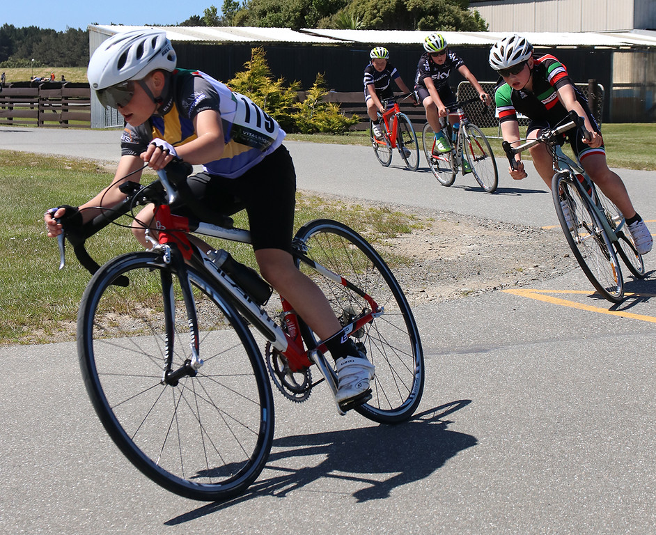 Merit, Richard Adams - Teretonga Junior Race