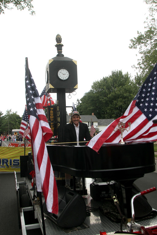 . The Richmond Good Old Days Festival ran from Sept. 6 to 9, 2018. Events and activities for all ages were offered during the event, including the Great Michigan Parade, which took place Sept. 9. (Photos by Dave Angell)