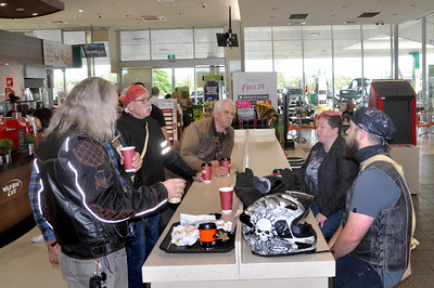 0002 -  South Ride to Canungra 27 May 18