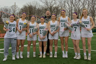 2018 Ridge Girls' Lacrosse