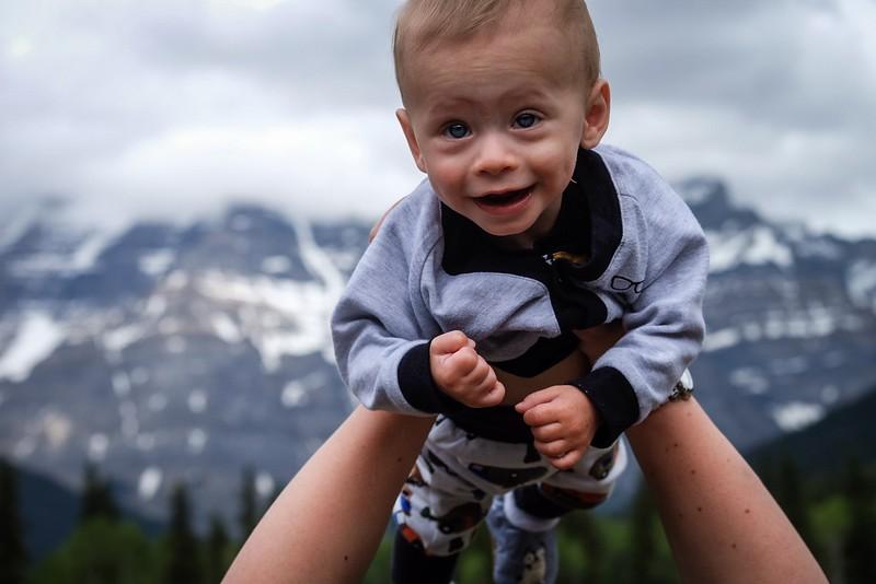 May 20, Mt Robson