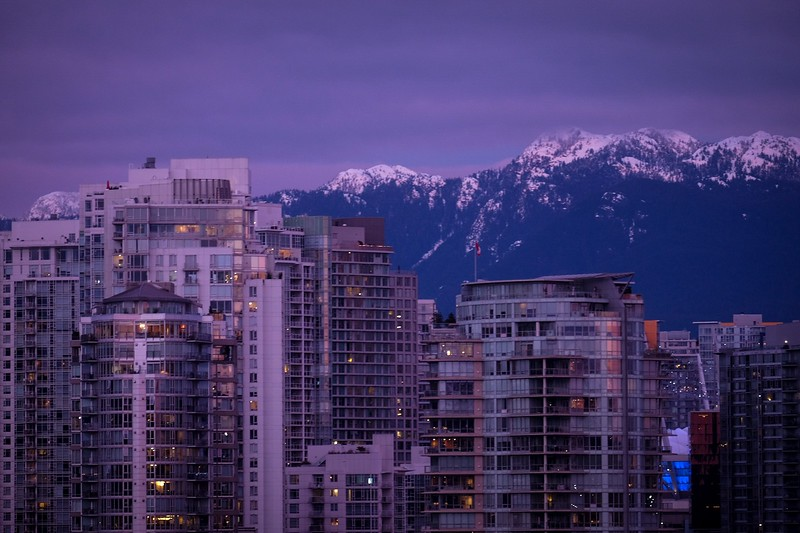 January 13, Vancouver