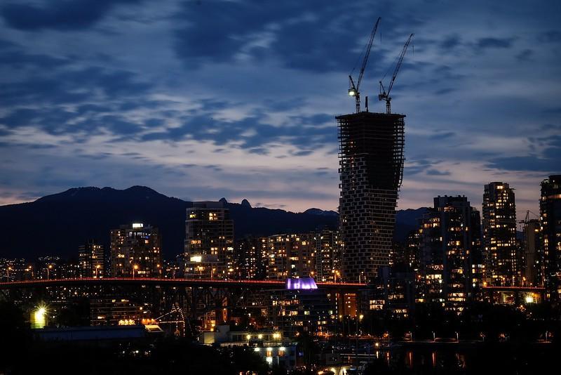 June 7, Vancouver