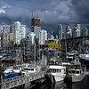March 15, Vancouver, Fisherman's Wharf, Granville Island
