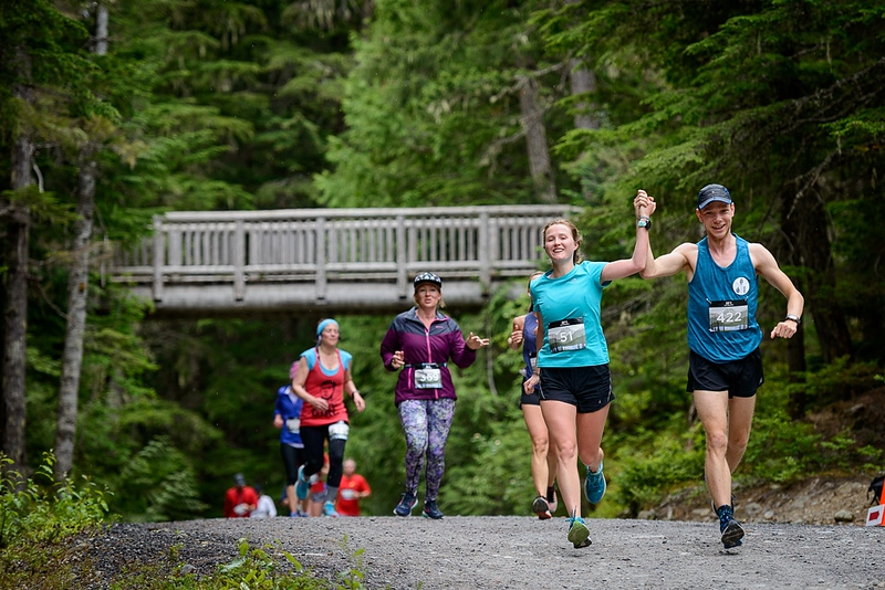June 1, Whistler, Lost Lake Trails