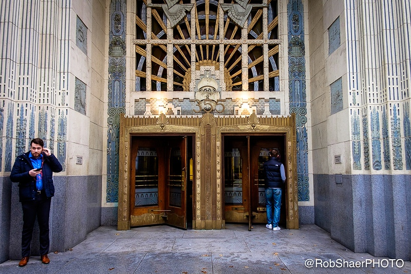 February 15, Vancouver, The Marine Building