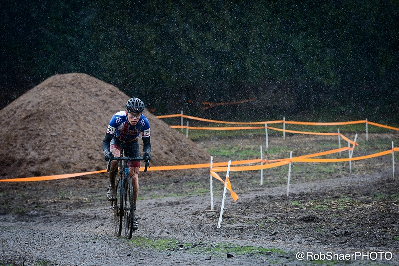 January 27, From the Vancouver Cyclocross Coalition's B-Team Superprestige at Aldor Acres in Langley, BC