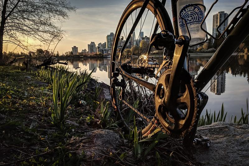 April 24, Vancouver, Stanley Park, Lost Lagoon