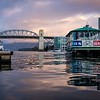 January 30, Vancouver, False Creek, Granville Island