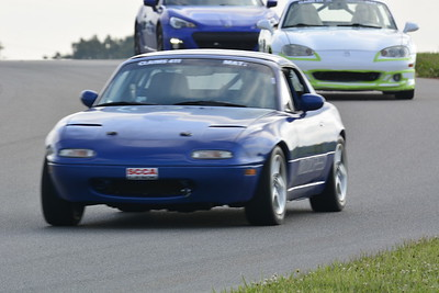 2018 SCCA Time Trial NCM Blue Cars-5