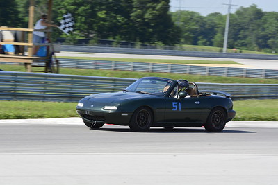 2018 SCCA Time Trial NCM Green Cars-4